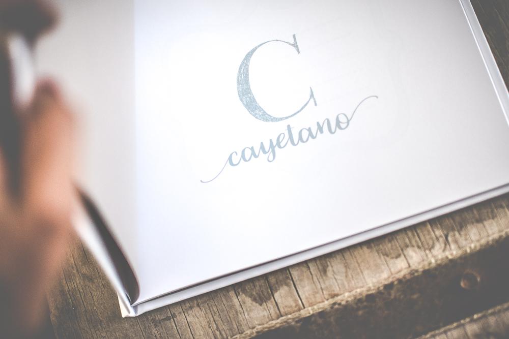 Libro de firmas para Cayetano lolayelcaracolverde-3