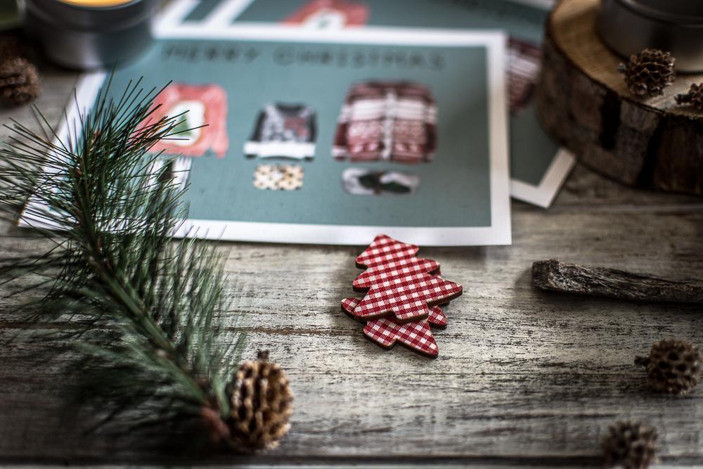 TarjeTarjetones Navidad lolayelcaracolverde-6
