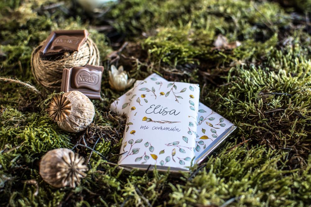Chocolatinas invitados
