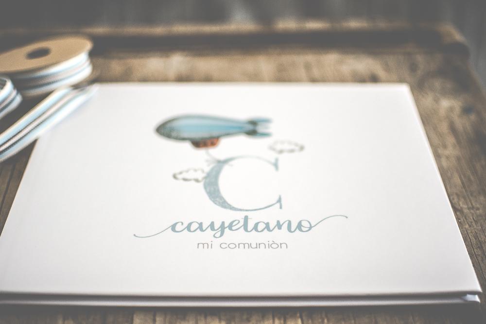 Libro de firmas para Cayetano lolayelcaracolverde-1