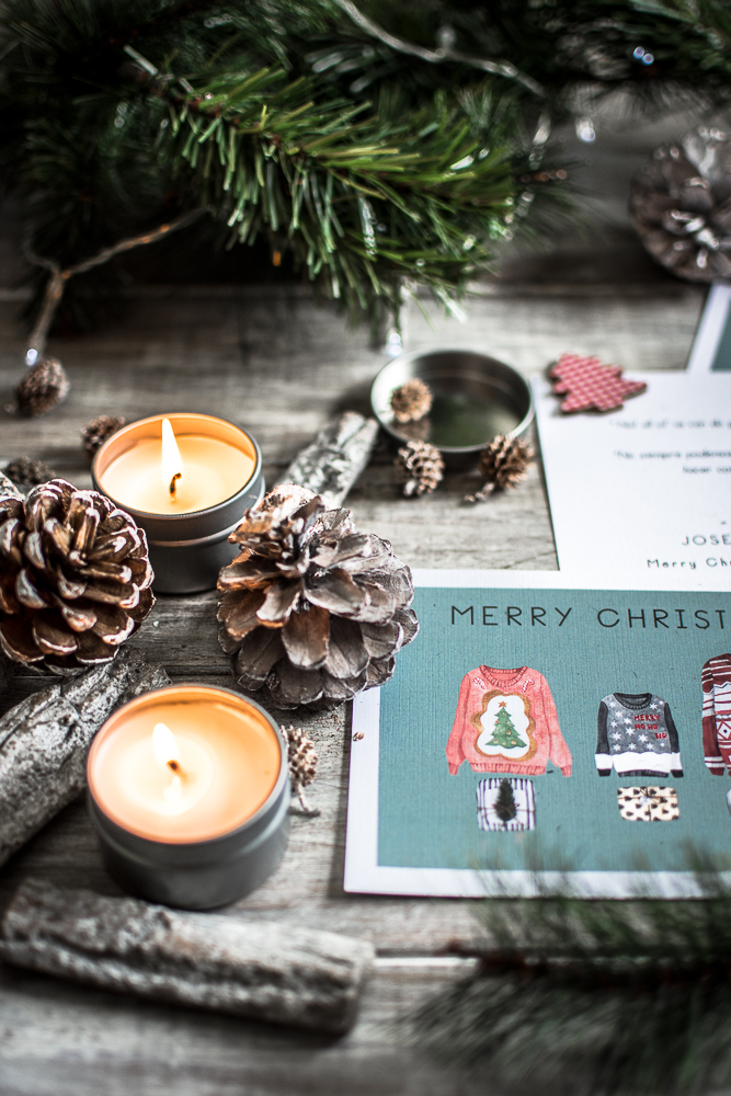 TarjeTarjetones Navidad lolayelcaracolverde-7